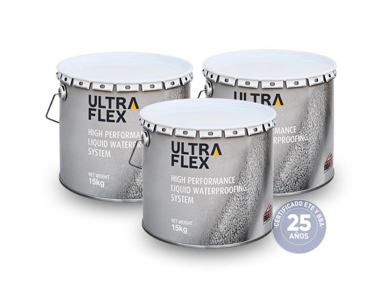 UltraFlex de Eagle Waterproofing Iberica